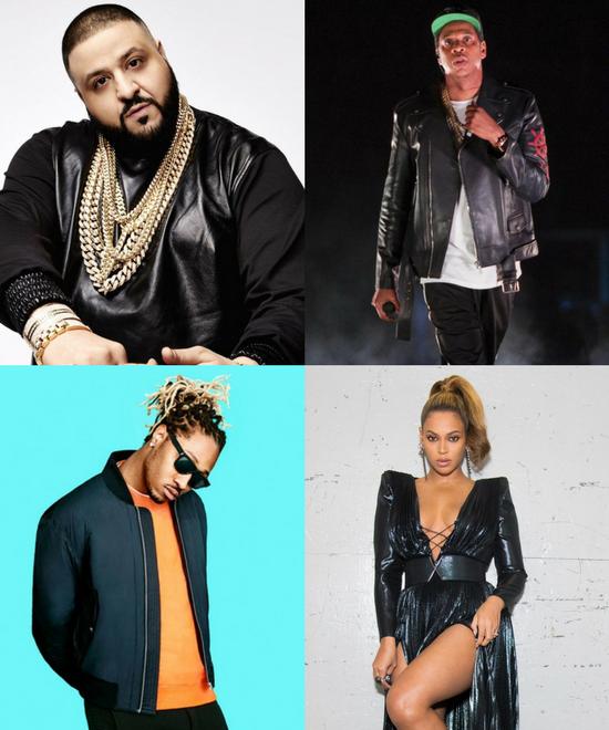 Think the DJ Khaled, JAY-Z, Beyoncé, Future collaboration is massive? - Bandook