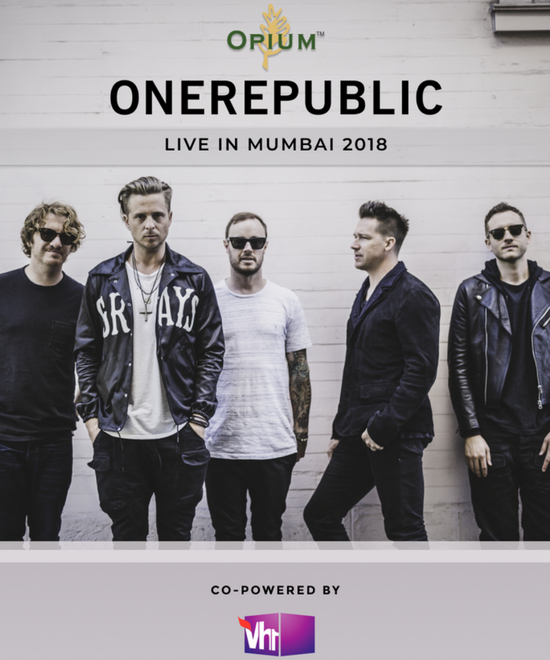 5 thingsnobody will tell you about ONE REPUBLIC'S MAIDEN TOUR TO INDIA - Bandook