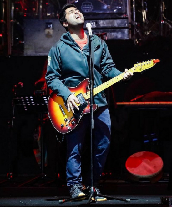 4 cancellations and 2 postponements for the Arijit Singh - Bandook