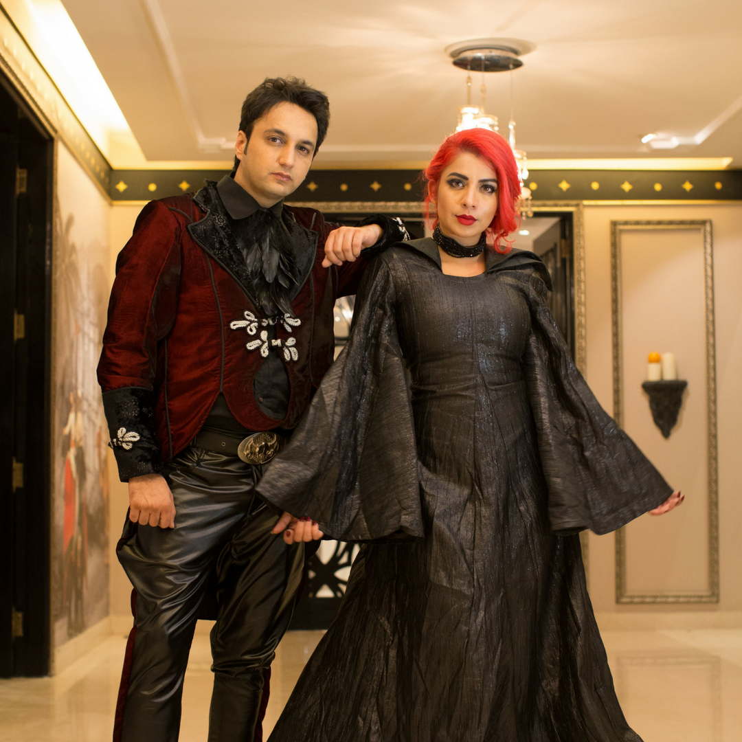 Un-Billi-vable! Sumit Sethi and Jasmine Sandlas get catty - Bandook