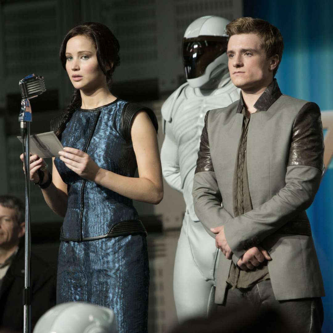 Still can't get enough of The Hunger Games? - Bandook