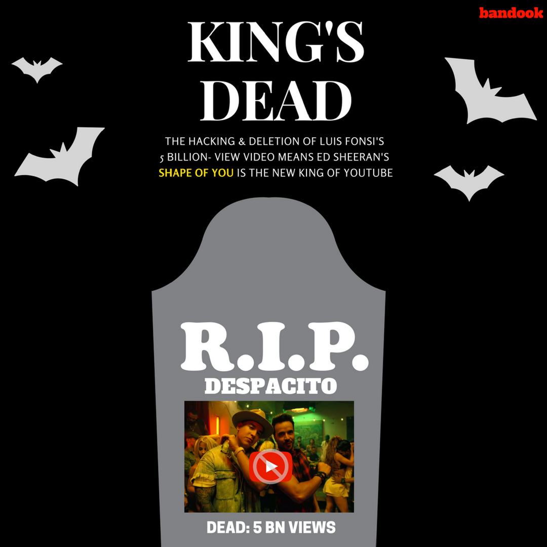 King's Dead! Long Live King ED! - Bandook