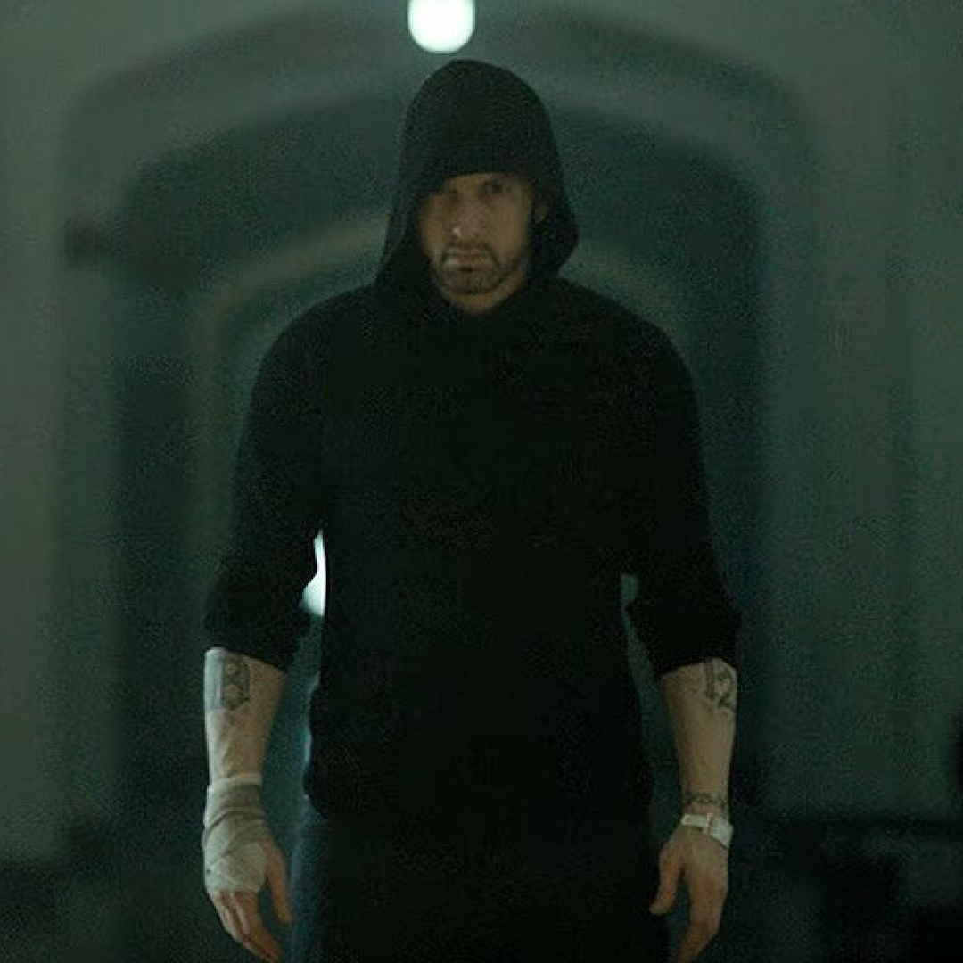 'Framed' has Eminem playing a game… - Bandook