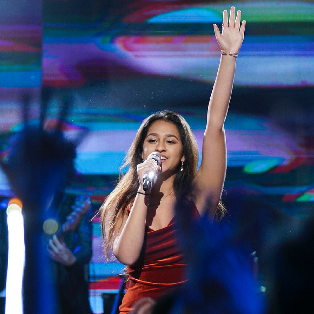 Alyssa Raghu in American Idol's Top 24! - Bandook