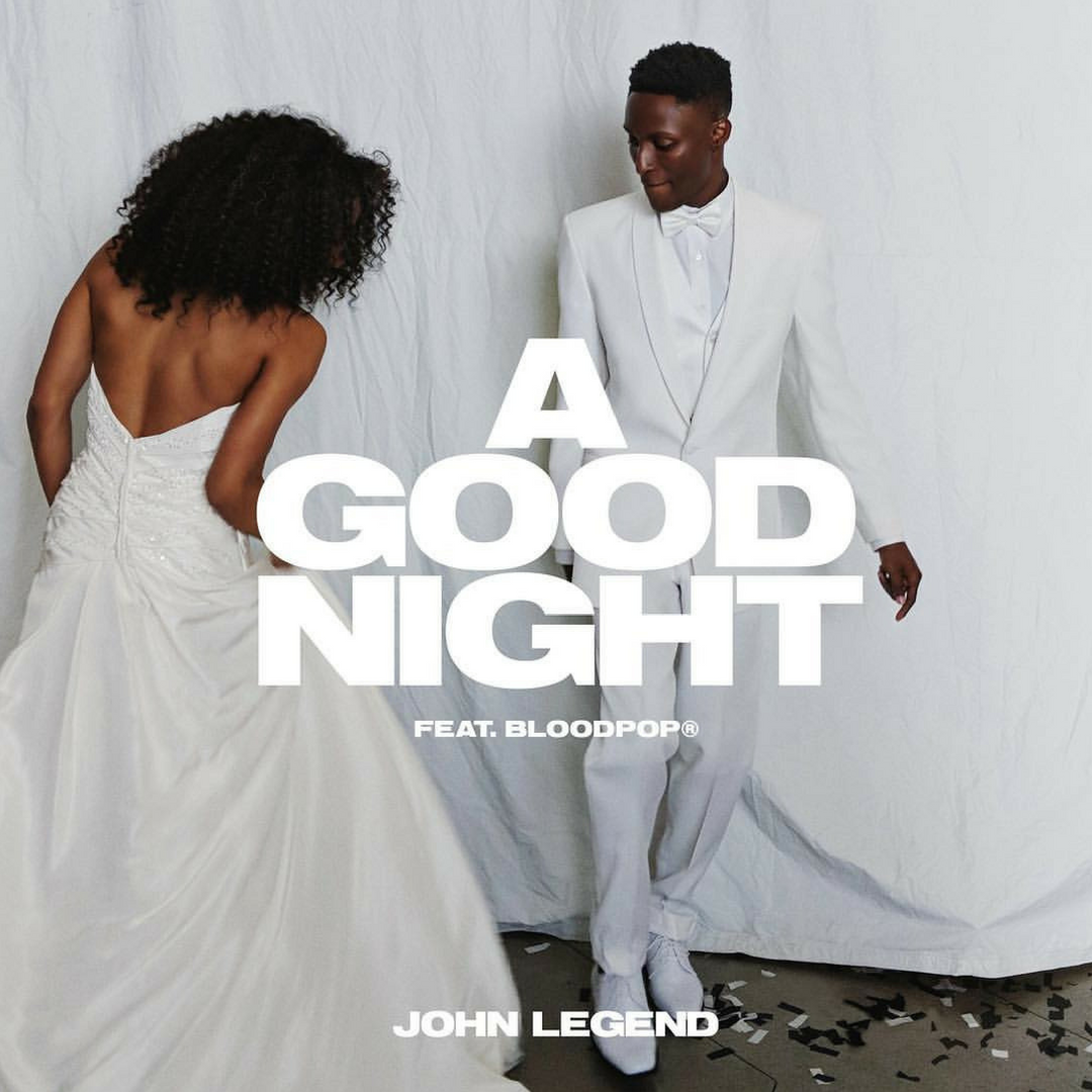 John Legend's 'A Good Night' is a perfect wedding song - Bandook