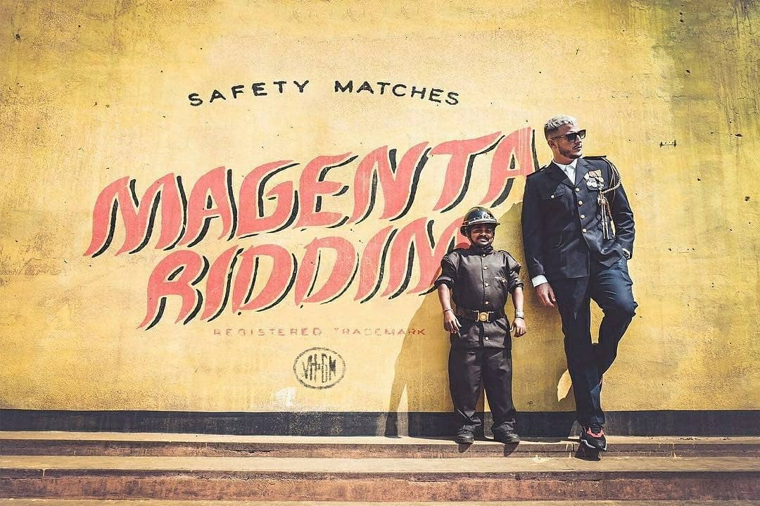 All you need to know about DJ SNAKE's 'Magenta Riddim' music video - Bandook