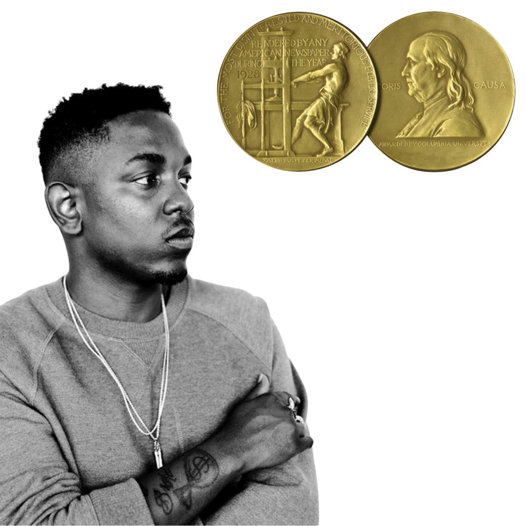 King Kendrick conquers the Pulitzer! - Bandook