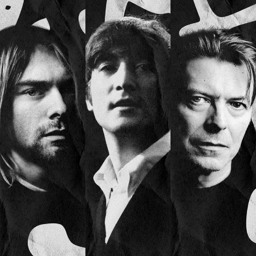 Wanna write like Cobain, Bowie or Lennon? - Bandook