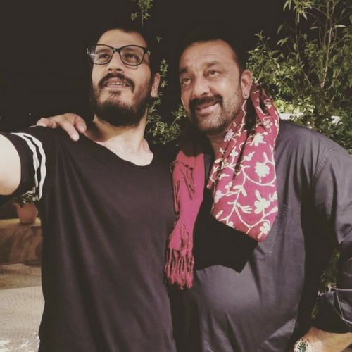 Alif frontman makes 'musical discovery' about Sanjay Dutt