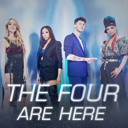 Meet your new #TheFour!