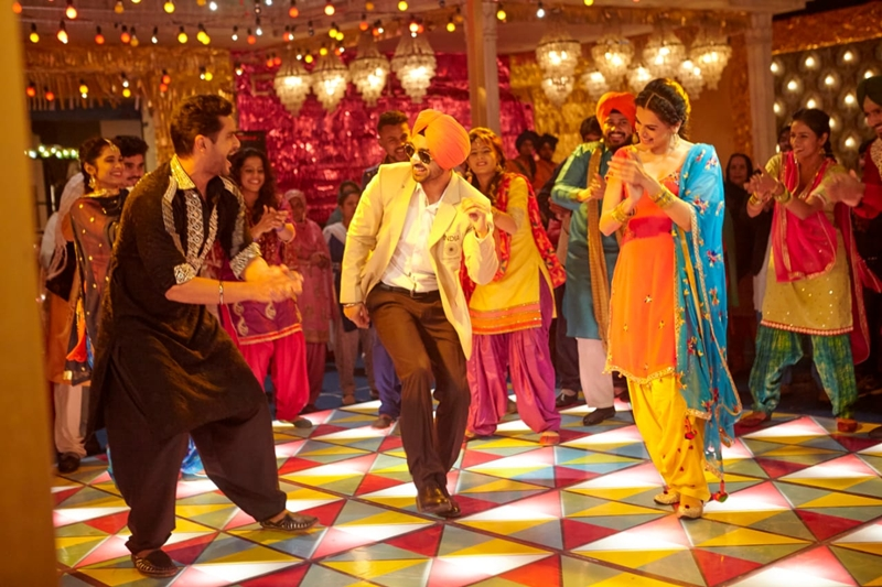 Soorma's music finds love from industry and fans