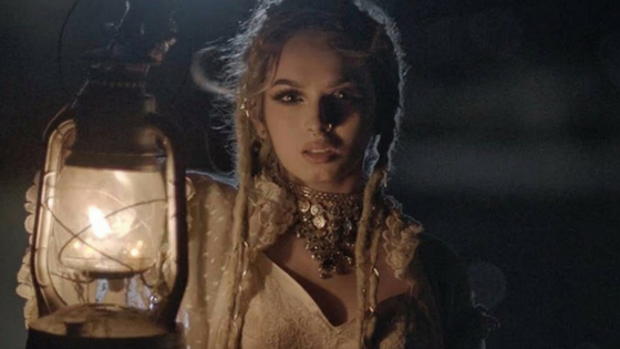 Zhavia shines in new music video of 'Candlelight'