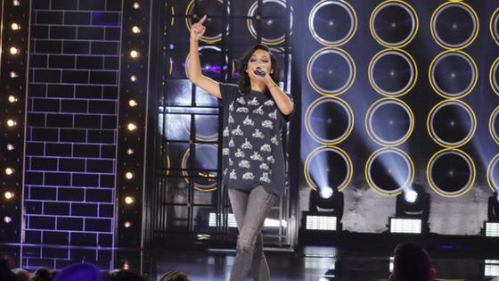 'Glee' star Naya Rivera ain't f***ing around