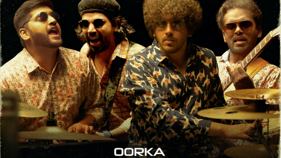 MUSIC VIDEO REVIEW: Oorka Rocks The Latest 7Up Madras Gig