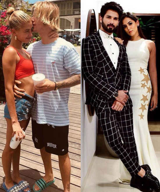 Has Justin Bieber pulled a Shahid Kapoor move?