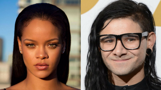 Rihanna to feature Skrillex on new album?
