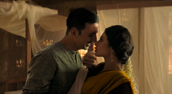 Arko's 'Naino Ne Baandhi' is another simply-told love song for Akshay Kumar