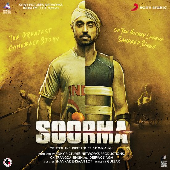 'SOORMA' music review: Beautiful music and lyrics with limited appeal