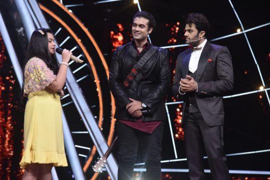 Jubin Nautiyal surprises Indian Idol fan