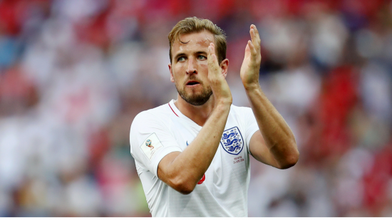 Dear Harry Kane, Here are 5 songs to 'reward' yourself with, now that you've won