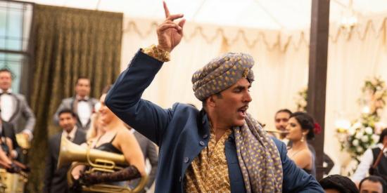 Akshay Kumar grooves to Sachin-Jigar's Bong-jabi tunes