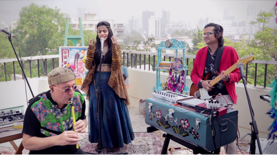 Maati Baani's latest collab is a sharp bopper