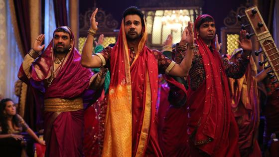 The Stree in a saree is… Rajkummar?