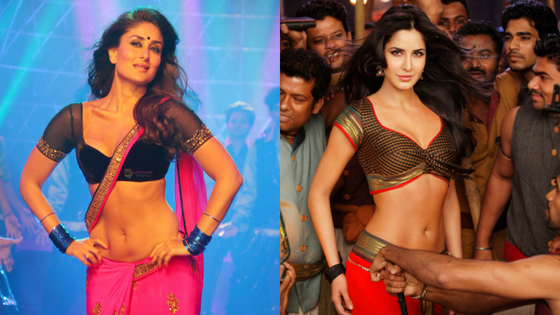 In a war of 'Biggest Songs Ever' who would win: Kareena Kapoor Khan or Katrina Kaif?