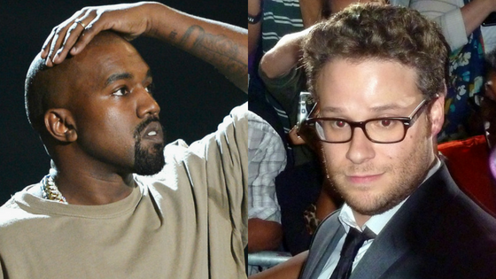 Here's why Seth Rogen turned down a basketball game with Kanye West