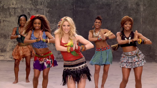 'Waka Waka' becomes Shakira's second hit to reach 2 billion views on YouTube