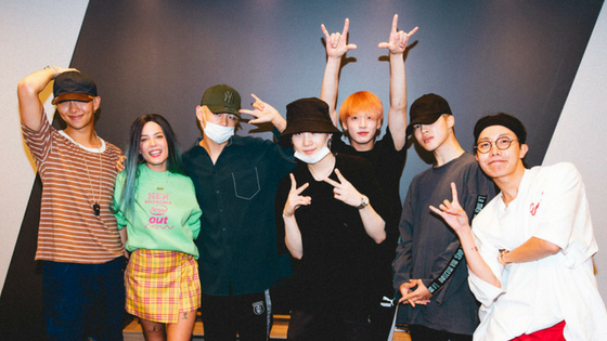 Can we expect a Halsey and BTS collaboration soon?