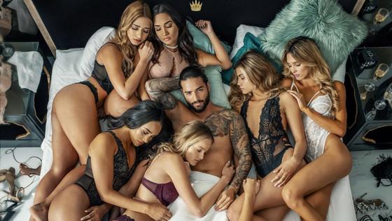 Maluma's 'Mala Mia' is the hottest music video of all time