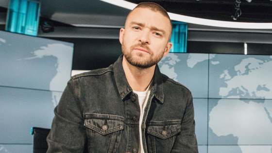 Justin Timberlake has written a book and it's out in October!