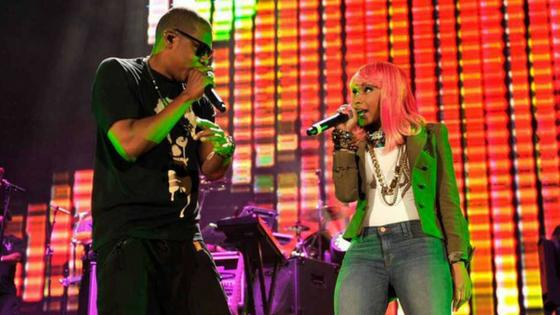Guess who inspired Nicki Minaj to rewrite 'LLC'?