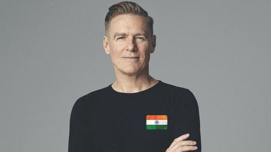 Bryan Adams in India this October!
