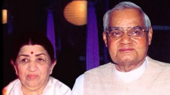 Lata Mangeshkar dedicates unreleased song for the late Atal Bihari Vajpayee