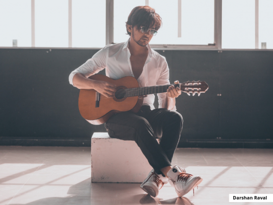 It's 'Do Din' next for Darshan Raval