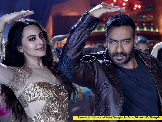 FIRST LOOK: Sonakshi Sinha stepping into Helen's shoes for re-created Mungda
