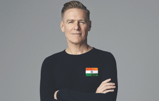 Bryan Adams' unforgettable Indian memory? An elephant asleep in the middle of the road