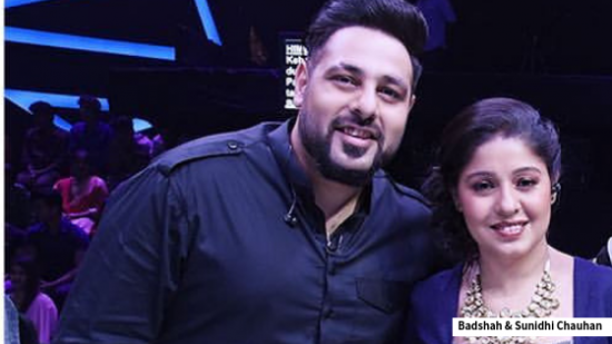 Sunidhi to join Badshah on US tour