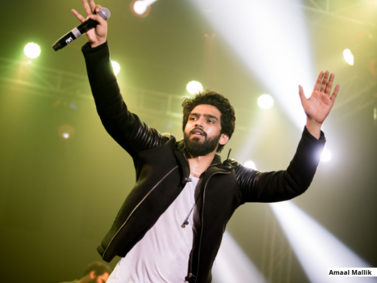 Amaal Mallik makes judging debut on Sa Re Ga Ma Pa… so what if it's only for a day