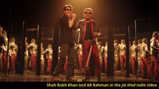 Shah Rukh Khan and AR Rahman's collaboration for 'Jai Hind India' celebrates hockey as well as our nation's diversity
