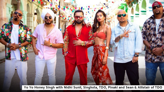 'Makhna' is a crappy comeback by Yo Yo Honey Singh