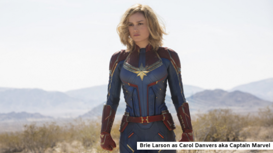 Seen the new Captain Marvel trailer? Here's what you need to know about this female-powered superhero film's music