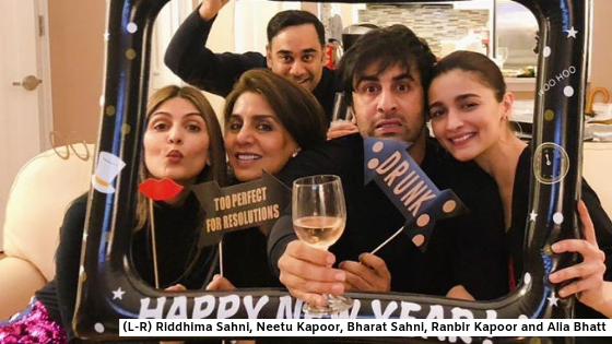 Alia Bhatt's in the Kapoor family frame, but why's Ranbir looking so glum?