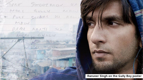 The latest Gully Boy poster has Divine written all over it