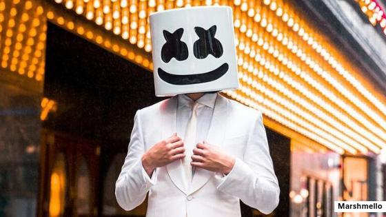 Marshmello's coming to Hyderabad & Gurugram in February!