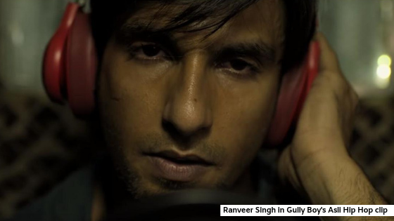 Divine: Ranveer Singh did the Asli Hip Hop rap all on his own
