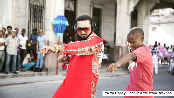 Yo Yo Honey Singh says he doesn't know who Raftaar is