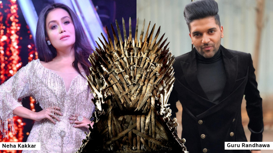Is Neha Kakkar set to claim the YouTube views throne from Guru Randhawa?